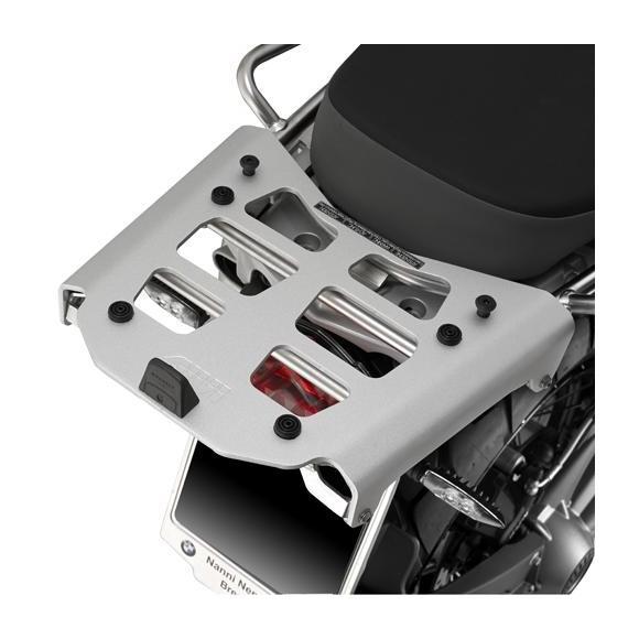 Adaptador posterior en aluminio para maleta MONOKEY® para BMW R1200GS Adventure (06-13) de GIVI