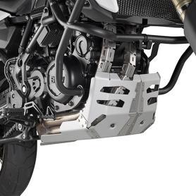 Cubrecárter en aluminio para BMW F650GS (08-17) / F800GS (08-17)/ F700GS (13-17) / F800GS ADV (13-17) de GIVI