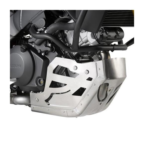 Cubrecárter en aluminio para Suzuki DL1000 V-Strom (14-16)/ DL100 V-Strom (17-) de GIVI