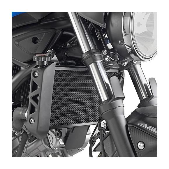Protector de radiador en acero inoxidable para Suzuki SV650 (16-17) de GIVI