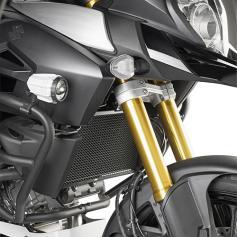Protector de radiador en acero inoxidable para Suzuki DL1000 V-Strom (14-16)/ DL1000 V-Strom (17-) de GIVI