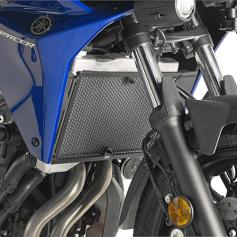 Protector de radiador en acero inoxidable para Yamaha MT-07 Tracer (16-17) de GIVI