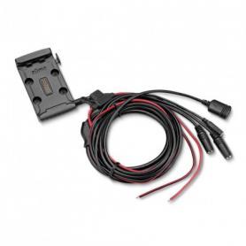 Cable de alimentación Zumo 590/ 595, motocicleta, **con extremos de cables** de Garmin