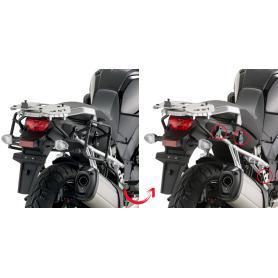 Portamaletas lateral para maletas MONOKEY® para Suzuki DL1000 V-Strom (14-16)/ DL1000 V-Strom (17-) de GIVI