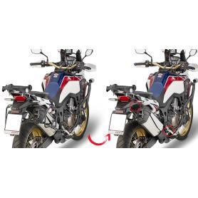 Portamaletas lateral para maletas MONOKEY® para Honda CRF1000L Africa Twin (16-17) de GIVI
