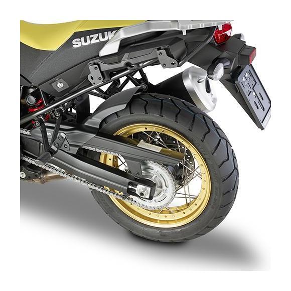 Guardabarros específico ABS en negro para Suzuki DL 1000 V-Strom (17) de GIVI