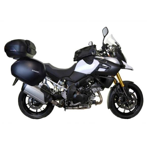 Portamaletas 3P System Suzuki V-Strom 1000XT (18)