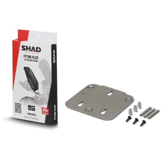 Fijación Pin System para Suzuki V-Strom 1000XT (18) de Shad