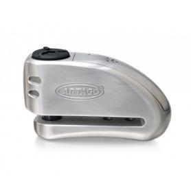 Candado Moto Disco Antirrobo 32S Sensor Alarma de Artago