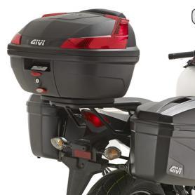 Adaptador posterior específico para maleta MONOLOCK® para Honda CB 500 F 20014 de Givi