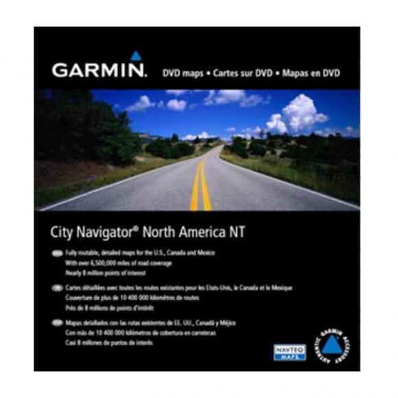 City Navigator® Norteamérica NT de Garmin