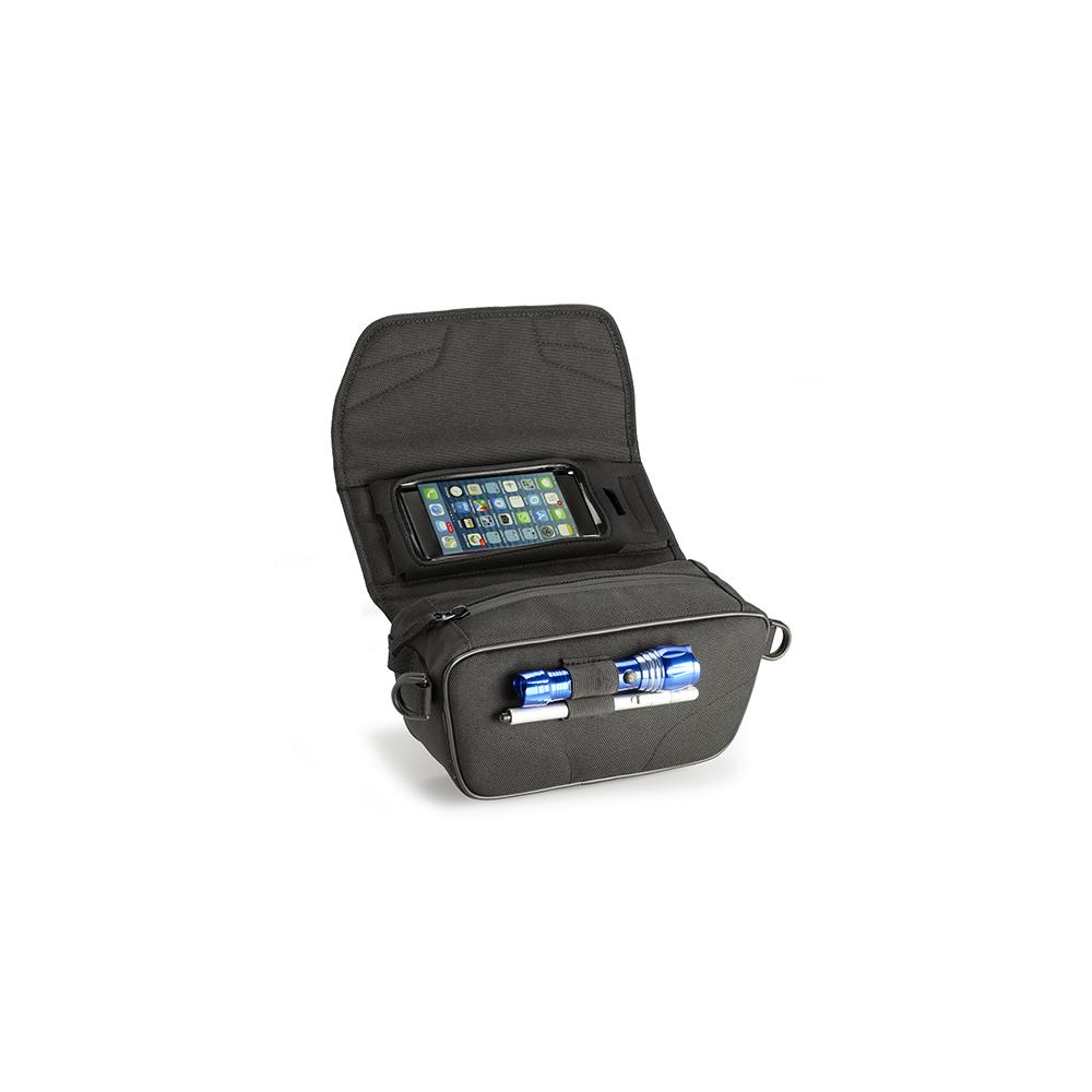 6ad1f8887e2 ... Bolsa universal de manillar con compartimento interno porta móvil de  Givi ...