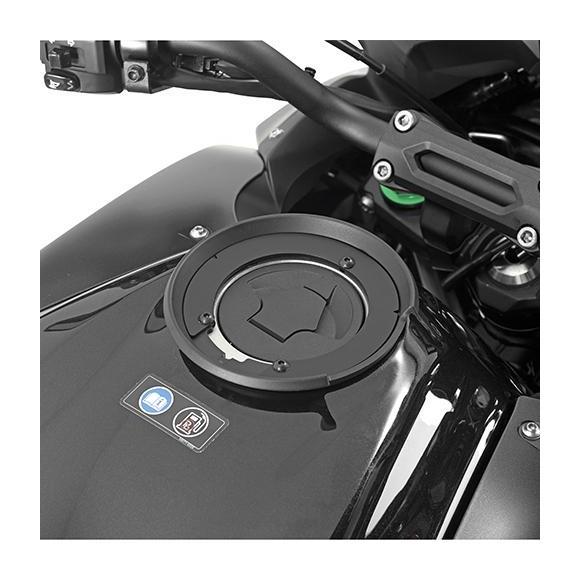 Kit adaptador metálico para el uso de bolsas deposito de Givi