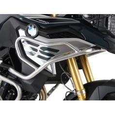 Barras de protección superior en acero inoxidable para BMW F 850 GS