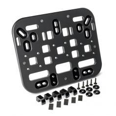 Soporte para productos Kriega OS-PLATFORM para portamaletas tubulares entre 16 - 20 mm