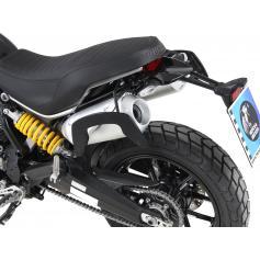 Soporte C-Bow para Alforjas para Ducati Scrambler 1100 / Special / Sport (2018-2020) de Hepco-Becker
