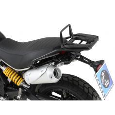 Soporte trasero Easyrack negro para Ducati Scrambler 1100 de 2018