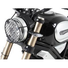 Protector de faros para Ducati Scrambler 1100 de 2018 Hepco-Becker