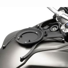 Soporte para bolsas sobre depósito para varios modelos de BMW