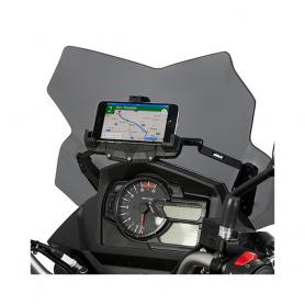 Pack de Barra + Soporte para Smarthphone / GPS de GIVI