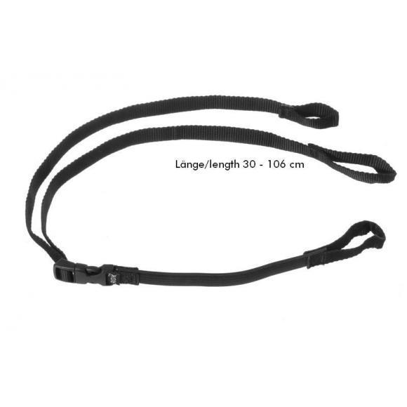 "Rokstraps Strap Itâ""¢ Pack Adjustable *negro* 30-106 cm"