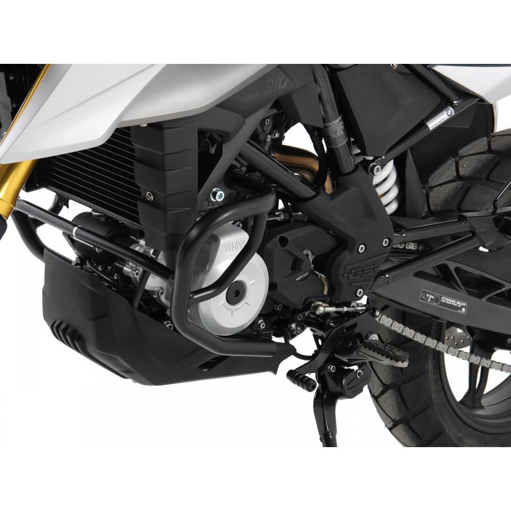 XX eCommerce Motocicleta Motor Guardia Expedici/ón Skid Plat Chasis Cubierta protectora para B-M-W G310R G310GS G310 R GS 2017 2018