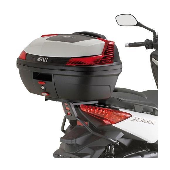 Adaptador posterior específico para maleta MONOLOCK® para Yamaha X-MAX 400 (13-16)