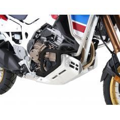 Defensas de motor en negro para Honda África Twin Adventure Sports CRF1000L desde 2018