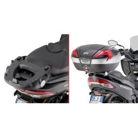 Adaptador posterior específico para maleta MONOKEY o MONOLOCK para Suzuki Burgman 400 (17-18)