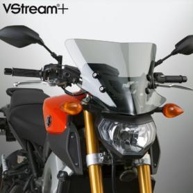 Pantalla VStream+® gris claro (26%) con revestimiento FMR para Yamaha® FZ-09