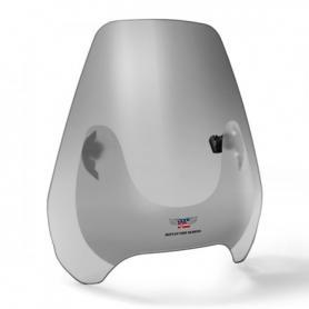 Pantalla Deflector Screen™ gris (50%) con revestimiento Quantum®, sistema QuickSet™