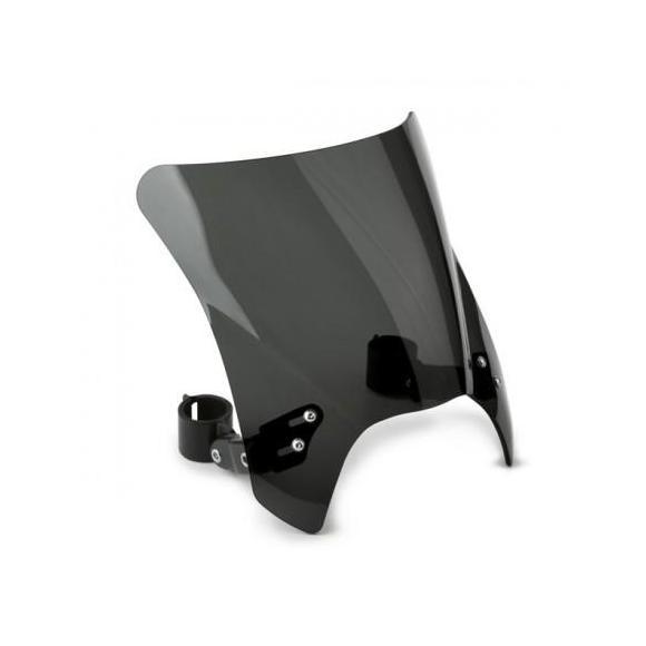 Pantalla Mohawk™ gris oscuro (95%) con revestimiento FMR
