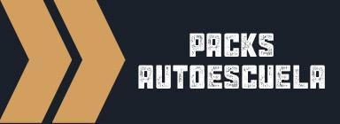 Packs moto Autoescuela