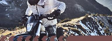 Rebajas Impermeables Moto