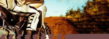 Pantalón moto Outlet