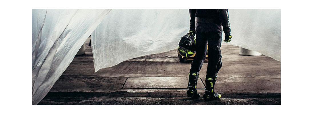 Pantalón de moto de hombre