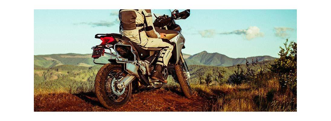 Pantalón de moto verano