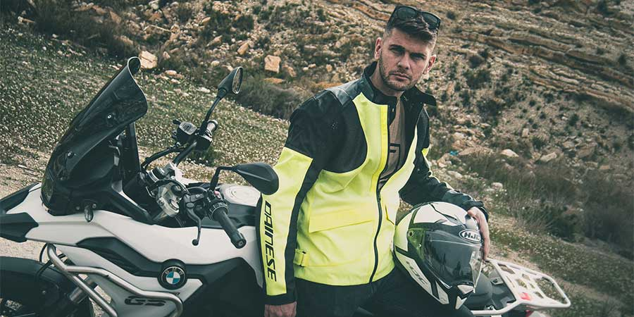 Chaqueta Moto Dainese Air Tourer