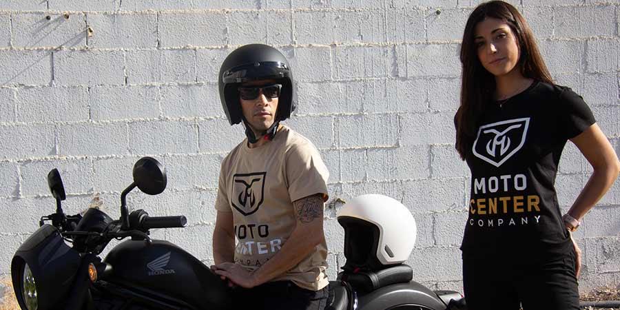 Camiseta Mujer MotoCenter Company 1