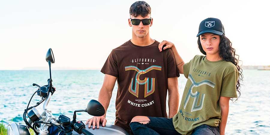 Camiseta Summer Edition Motocenter Company