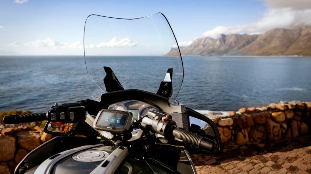 GPS TomTom Rider 550 World