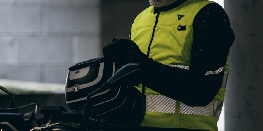 Chaleco Airbag moto Dainese Smart Jacket