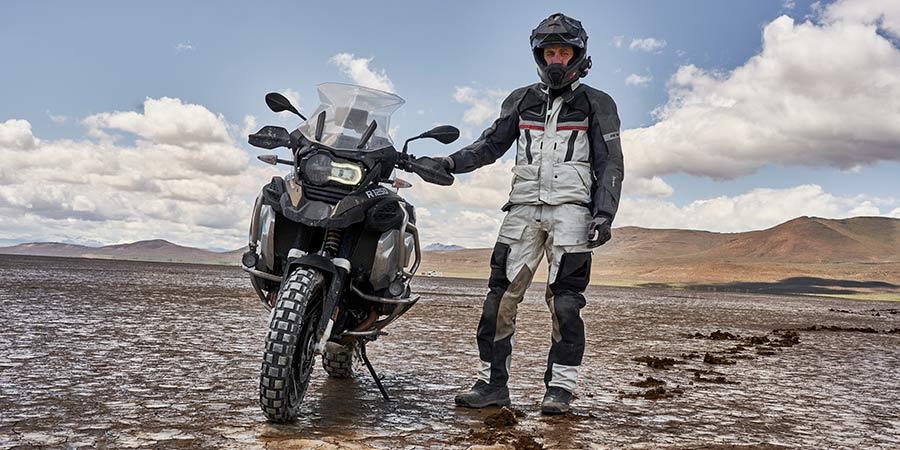 Pantalon moto Revit Dominator 3 Goretex