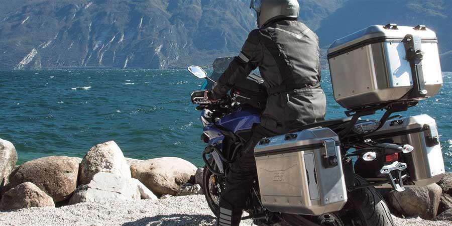 Maletas Trekker Dolomiti Givi