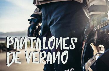 pantalon moto verano